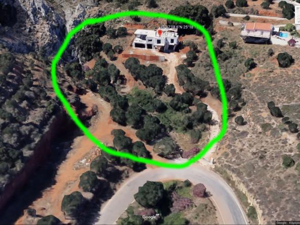 Вилла 500 квадратных метров продана на Крите